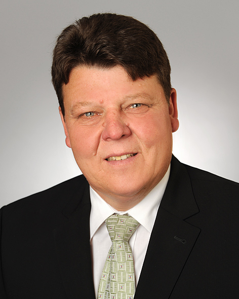 Der Präsident der Landwirtschaftskammer Hamburg Andreas Kröger