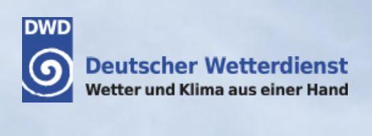 Logo Deutscher Wetterdienst